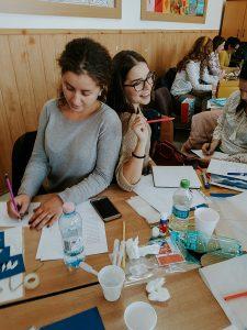 Oradea- ateliere pentru Profesori care inspiră