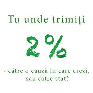 Redirecționare 2% din impozit
