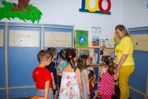Atelierele de Vară Șotron: la grădinița Căsuța Copilăriei (Buftea)