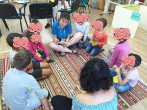 Atelierele de Vară Șotron: la grădinița din Piatra Neamț