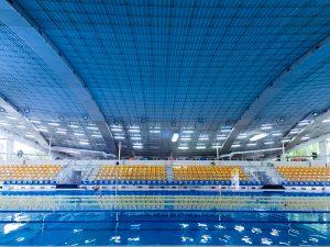 Cursuri de înot sponsorizate de Asociația noastră