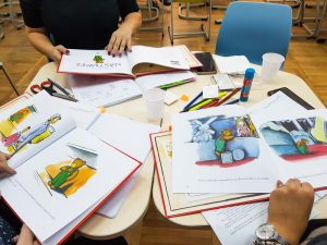 Program EduNetworks, Cluster București-Ilfov. Ateliere Literație & Dezvoltare personală